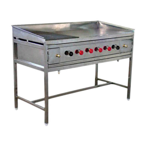 Cooking equipment for commercial use