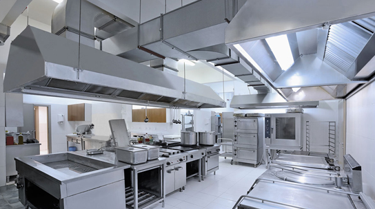 About Commercial Kitchen Supplier